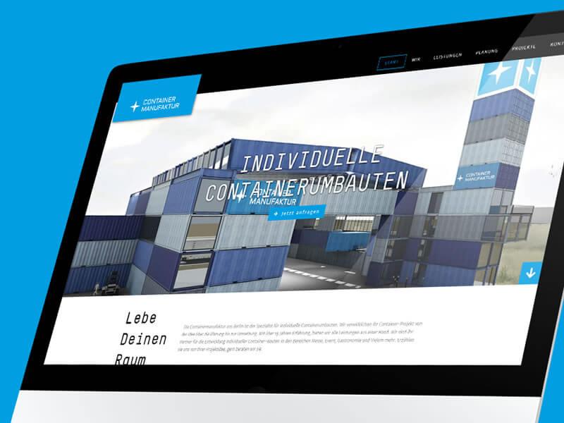 Containermanufaktur-Marketing