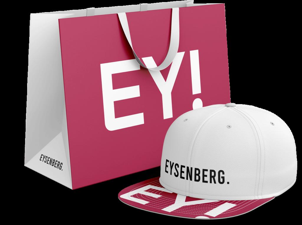 Merchandising-Beispiele der Berliner Agentur
